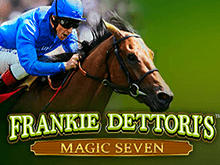 Азартная игра онлайн Frankie Dettori's Magic Seven